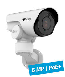Milesight PRO PTZ Bullet 5 MP PoE+