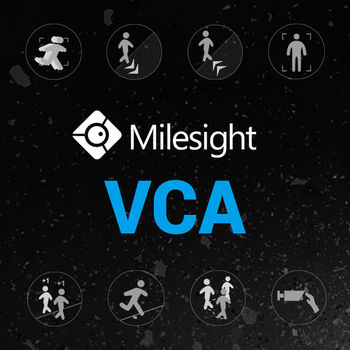 Milesight VCA lisenssi